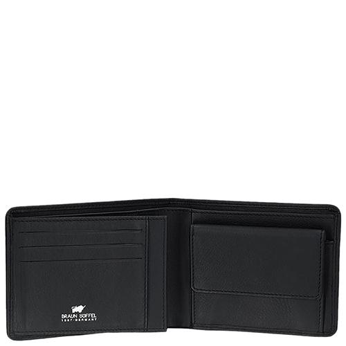 Портмоне черного цвета Braun Bueffel Golf, фото