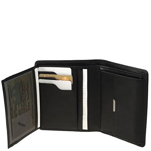 Вертикальное портмоне Braun Bueffel Golf с карманом для монет, фото