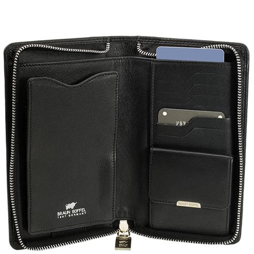 Портмоне Braun Bueffel Golf с карманом для смартфона, фото