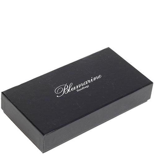 Портмоне Blumarine B Glamorous с фирменным тиснением, фото