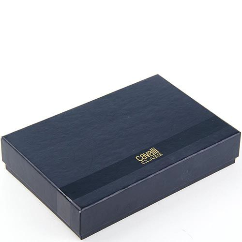 Портмоне Class Roberto Cavalli малое на 11 карт с отделением для документов, фото