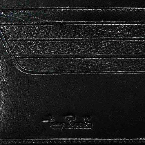 Вертикальное портмоне Tony Perotti Giugiaro из натуральной зернистой кожи, фото