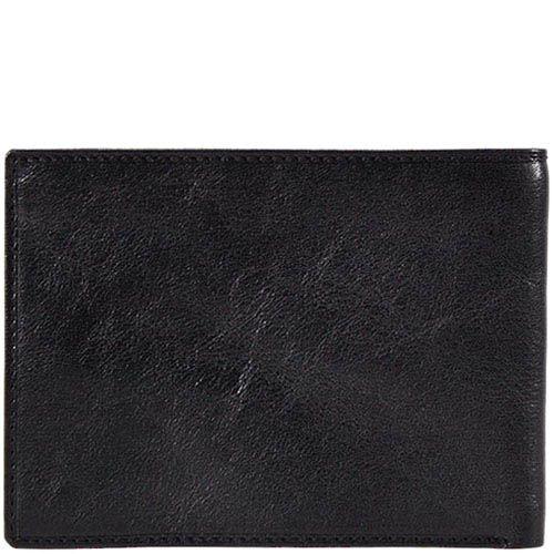 Мужское портмоне Tony Perotti Italico черного цвета, фото