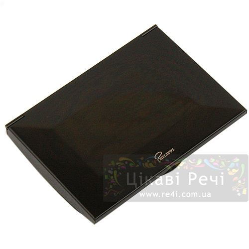 Визитница Noir для своих визиток черная, фото