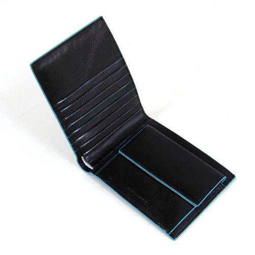 Портмоне Piquadro Blue square с отделением для монет, фото