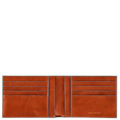 Портмоне Piquadro Blue square с отделением для 8 кредитных карт, фото