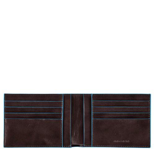 Портмоне Piquadro Blue square с отделениями для 8 кредиток, фото