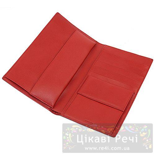 Портмоне Polo Red женское с отделением для автодокуменов , фото