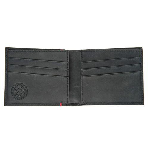 Портмоне Wenger Hayden Bifold черное с монетницей, фото
