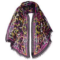 Женский шарф Boutique Moschino с узором, фото