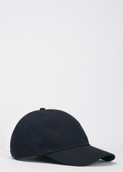 Однотонная кепка Paul&Shark с декором в виде акулы, фото
