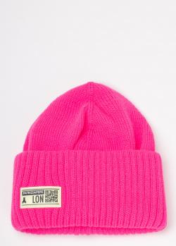 ШапкаPatrizia Pepe розового цвета, фото