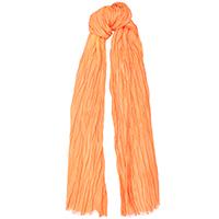 Палантин Fattorseta цвета апельсина, фото