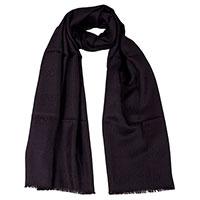 Мужской шарф Moschino черного цвета, фото