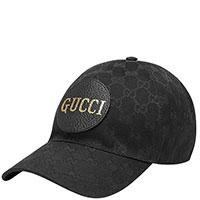 Кепка Gucci с логотипом, фото