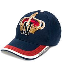 Мужская кепка Dolce&Gabbana с вышивкой, фото