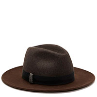 Шерстяная шляпа Fabiana Filippi с декором-стразами, фото