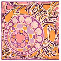 Платок Freywille с цветным принтом, фото