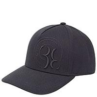 Мужская черная кепка Billionaire с вышитым логотипом, фото