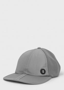Серая кепка Bogner с логотипом, фото