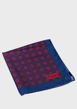 Шелковый платок Montegrappa Il Signore, фото