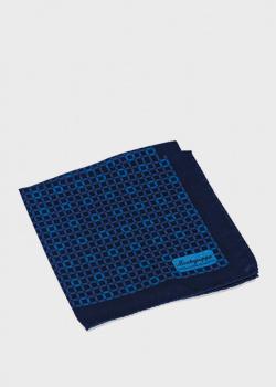 Мужской шелковый платок Montegrappa Il Signore, фото