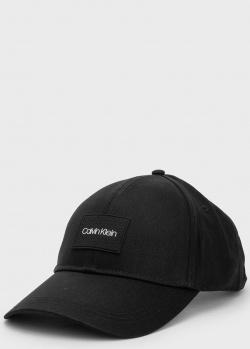 Хлопковая кепка Calvin Klein с логотипом, фото