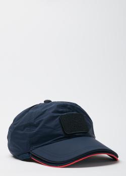 Мужская синяя кепка Paul&Shark из нейлона, фото