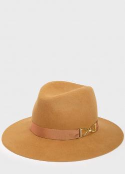Шляпа Elisabetta Franchi с эффектом войлока, фото