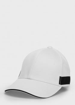 Белая кепка Emporio Armani с контрастными деталями, фото