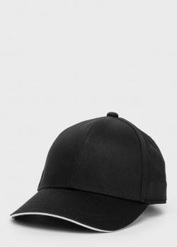 Бейсболка Emporio Armani черного цвета, фото