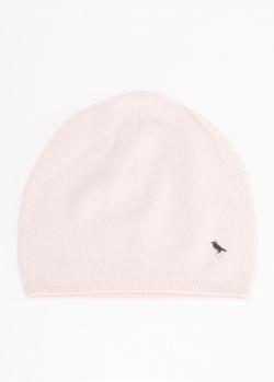 Кашемировая шапка GD Cashmere светло-розовая, фото