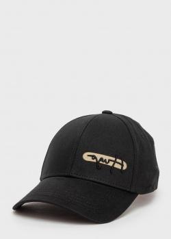 Черная кепка Hugo Boss Hugo с вышивкой-лого, фото