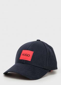 Мужская кепка Hugo Boss Hugo с фирменной нашивкой, фото