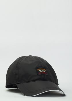 Нейлоновая кепка Paul&Shark с фирменной нашивкой, фото