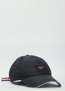 Синяя кепка Paul&Shark из нейлона, фото