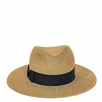Шляпа Shapelie с черным бантом, фото