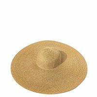 Шляпа Shapelie золотистого цвета, фото