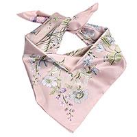Платок Fattorseta пепельно-розового цвета, фото