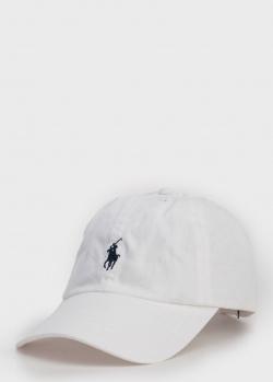 Белая кепка Polo Ralph Lauren для детей, фото