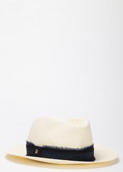 Шляпа-федора Zadig & Voltaire с надписью, фото