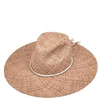 Шляпа Shapelie плетенная из травы , фото