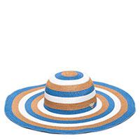 Шляпа Twin-Set с цветными полосками, фото