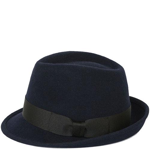 Мужская черная шляпа Shapelie Чикаго, фото