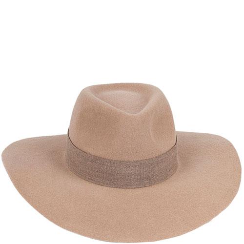 Женская шляпка Shapelie Флоппи-Челентано с широкими полями и лентой, фото