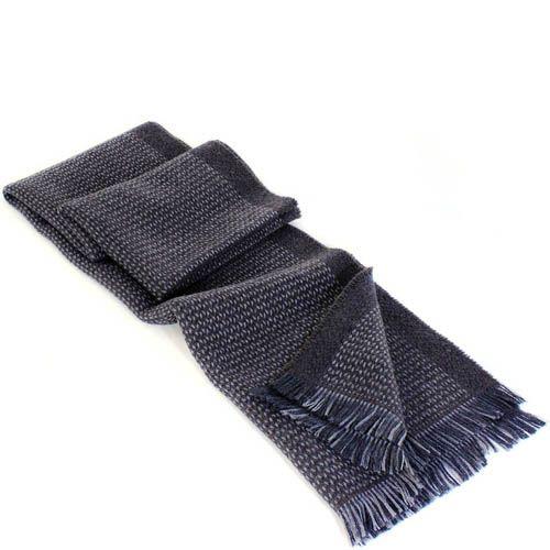 Шерстяной шарф Maalbi серого цвета, фото