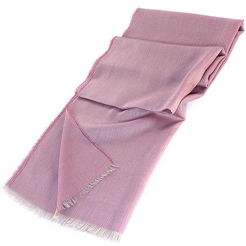 Палантин Maalbi нежного пепельно-розового цвета, фото