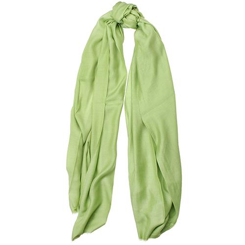 Палантин Fattorseta цвета малахитовая зелень, фото