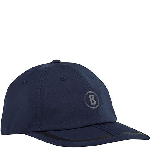 Мужская кепка Bogner Lee-2 темно-синего цвета, фото
