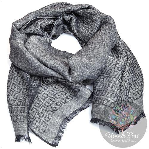 Шарф Dondup в оттенках серого цвета, фото